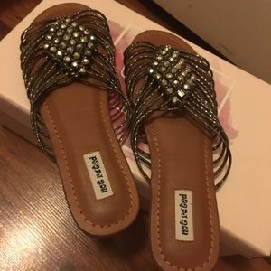Super cute Sandals size 6.5 Not Rated